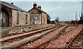 Gypsum, Kingscourt station