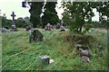 Graveyard at Drumbride, Co. Meath