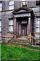 Doorway of Williamstown House, Kells