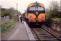 Train, Gibbstown near Navan