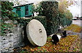 Millstone at Roestown, Co. Meath