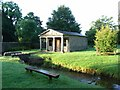 The Boyne Lodge at Townley Hall,  Co. Louth