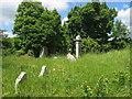 Church and graveyard at Newtownstalaban