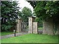 Entrance to Ardbraccan Estate
