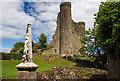 Castles of Leinster: Dunmoe, Meath (2)