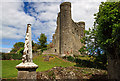 Castles of Leinster: Dunmoe, Meath (2)