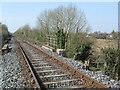 Drogheda to Navan Railway at Ferganstown
