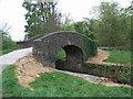 Bridge at Ruxton Lock