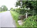 Pump Near Moortown and Crollege
