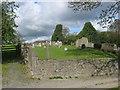 Church and graveyard, Ballymagarvey, Co. Meath