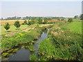 River Nanny at Annesbrook, Co. Meath