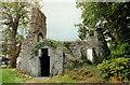 Medieval parish church, Ballygarth