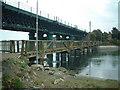Footbridge at Laytown, Co. Meath