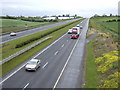 M1 new extension south of Drogheda