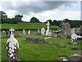 Church ruins at Danestown, Co. Meath