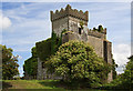 Castles of Leinster: Tremblestown, Meath (2)
