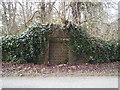Gate, Dunsany Castle, Co Meath
