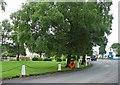 Village green: Summerhill, Co. Meath