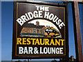 Pub sign - Enfield