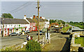 Leaving Kilcock on N4, the main road to Dublin