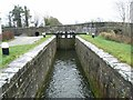 Royal Canal 14th Lock & Jackson's Bridge, Co. Kildare