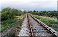 Railway line at Simonstown, Co. Meath
