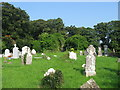 Kilsharvan church and graveyard, Co. Meath