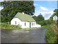 Cottage at Fourknocks, Co. Meath