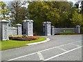 Gate, Killeen Castle, Co Meath