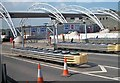Cars Only lanes at the Balgeen Toll Plaza