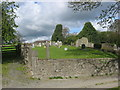 Church and graveyard, Ballymagarvey, Co. Meath