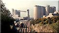 Platin cement factory near Drogheda