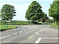 Wicker's Crossroads, Near Slane, Co. Meath