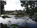Mill and Weir at Stackallen