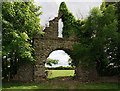 The arch at Arch Hall, Wilkinstown (5)