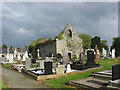 Church and graveyard at Ardcath, Co. Meath