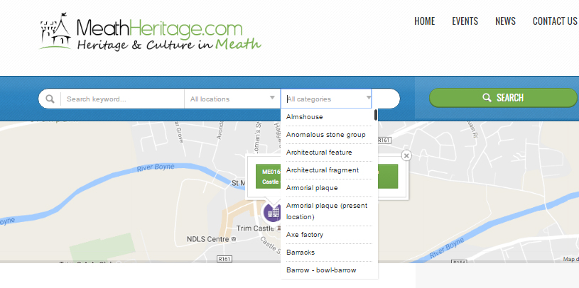 MeathHeritage.com